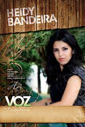 CANTORA HEIDY BANDEIRA - SP AGENDAS: (18) 8128-6610/9775-6324