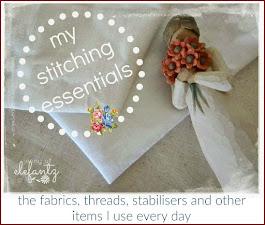 My Stitching Essentials (blog post)