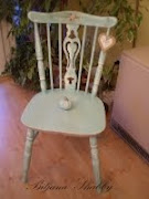 Romanticna & oslikana stolica