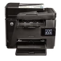 Stampante HP LaserJet Pro MFP M225dw con AirPrint per Mac, iPad, iPhone, iPod touch e Win