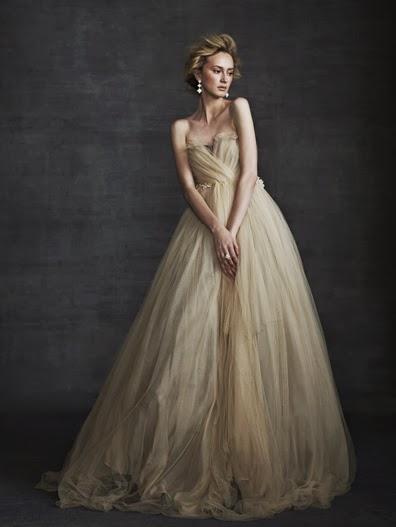 Samuelle Couture Wedding Gown
