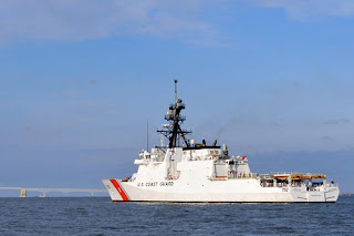 Coast Guardd Cutter ship