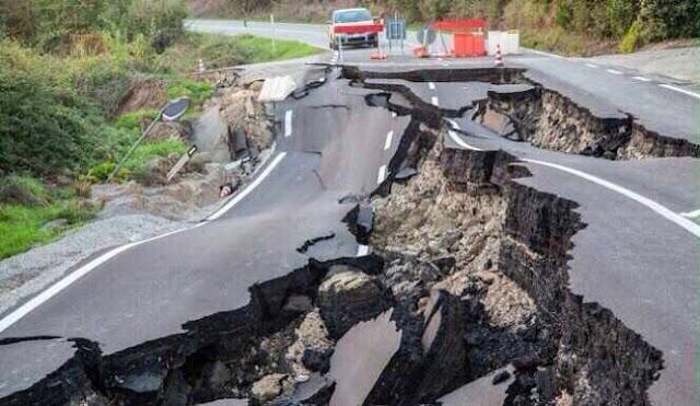 Bumi Sabah, Gegaran besar di sabah, gempa bumi, gempar bumi di sabah