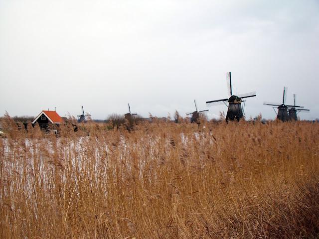 Kinderdijk  - Pays bas