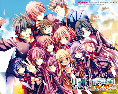 Little Busters game