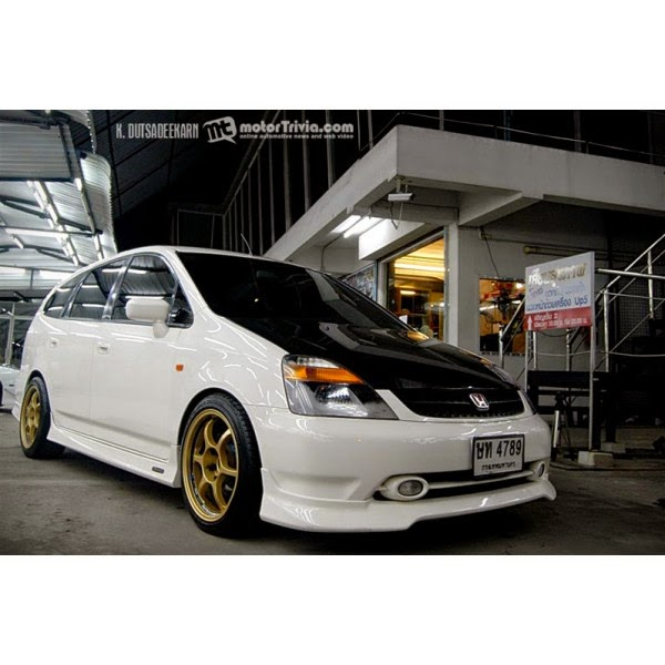 Body Kit Honda Stream RN1 Modulo