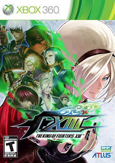 Lançamentos 2012 Downloads Download The King Of Fighters XIII   XBOX360