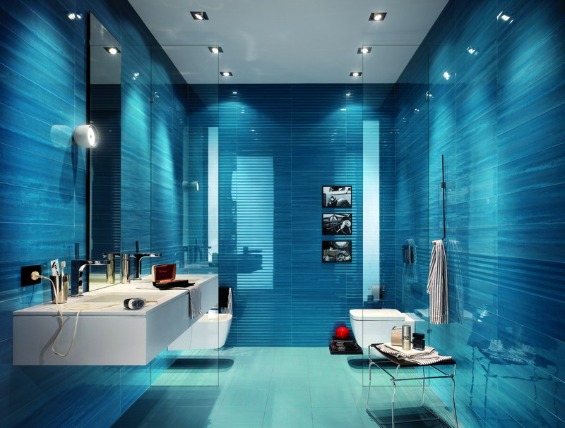 What Is A Powder Room Fair With Blue Bathroom Ideas Images