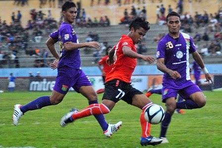 Persita Tangerang vs Persija