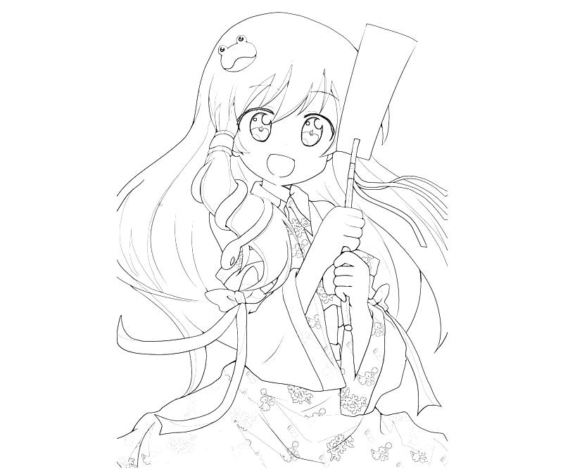 printable-sanae-kochiya-smile_coloring-pages-1