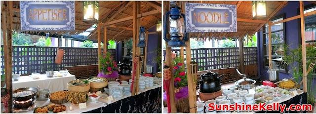 bijan restaurant, malay fine cuisine, malay food, best malay restaurant, appetizer, goreng poh piah, laksa johor, noodle