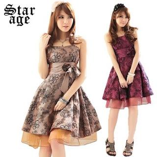 Fashion Dress Trend Riset Produk Online