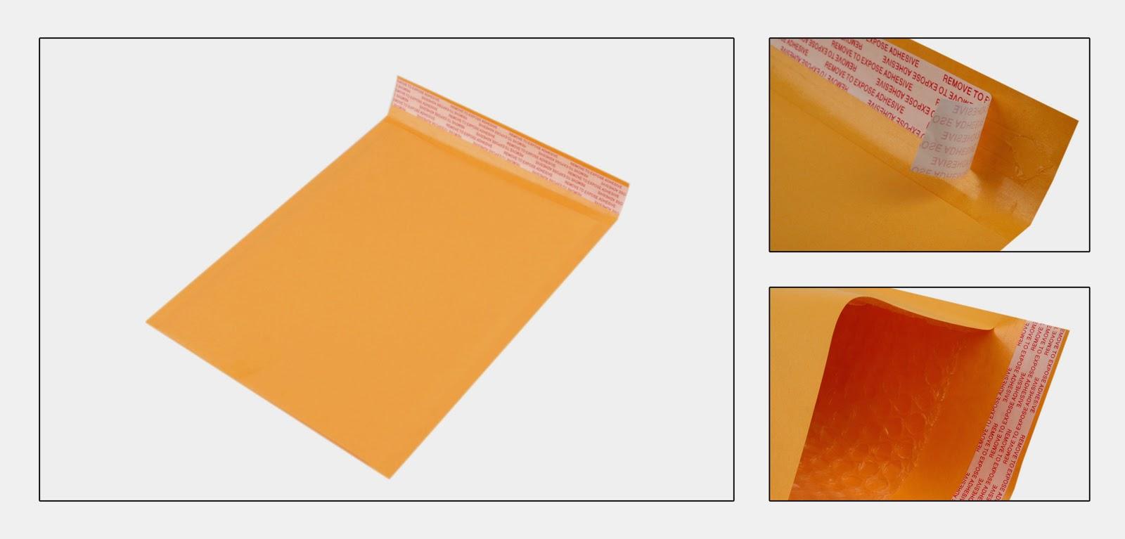 почтовые конверты, крафтпакеты, o-linn