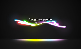 Abstract Lights Awesome Colors HD Wallpaper