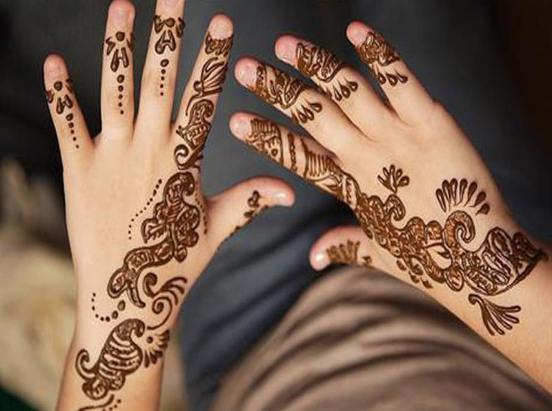 mehndi designs for kids easy hands 2013 to do and eid to