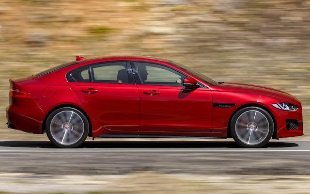 Jaguar XE x BMW Série 3