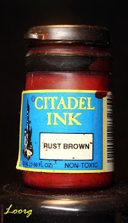 Citadel Ink: Rust Brown