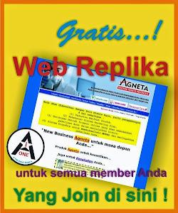WEB REPLIKA GRATIS UNTUK MEMBER AGNETA