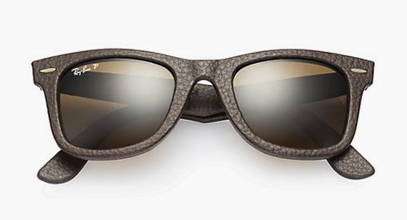 Gafas de sol Rayban Wayfarer Leather Edición Especial - Las gafas de ... f3829f3ef2d