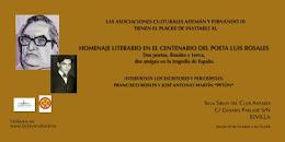 Homenaje a Luis Rosales
