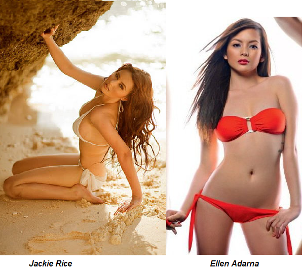 Top 10 FHM Philippines 100 Sexiest Women 2011