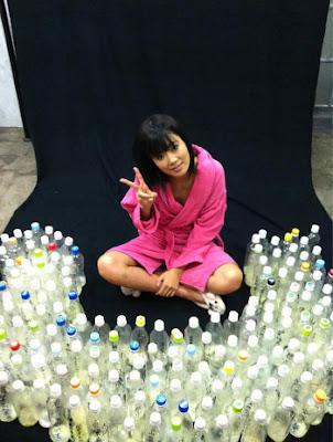 Wek! Bintang Film Dewasa Jepang Koleksi Sperma Fans