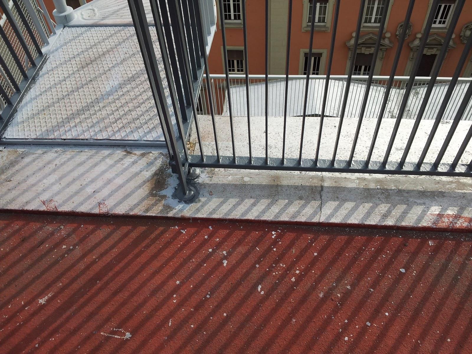 Impermeabilizzazioni e pavimenti in resina: Rifacimento di ...