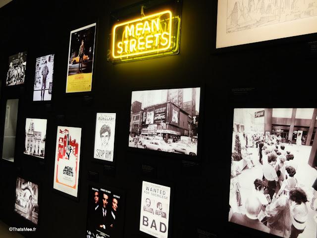 new york film expo scorsese  cinématèque française paris bercy