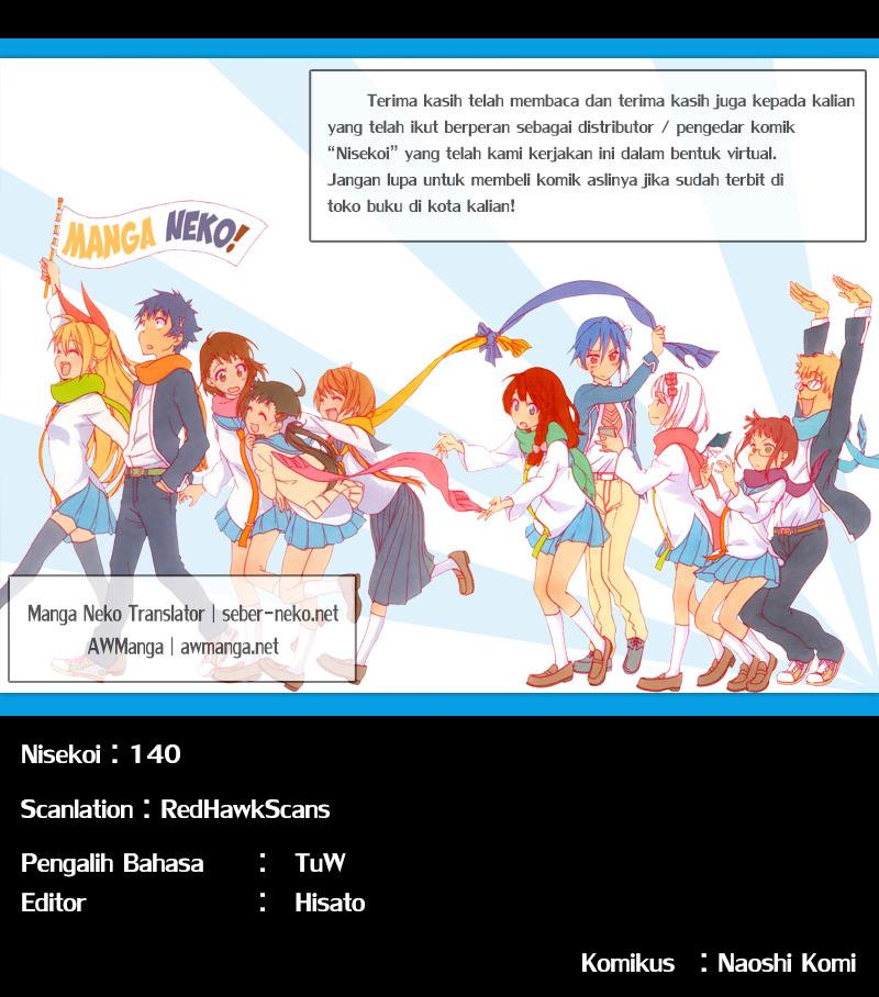 Komik nisekoi 140 - terlelap 141 Indonesia nisekoi 140 - terlelap Terbaru 21|Baca Manga Komik Indonesia|
