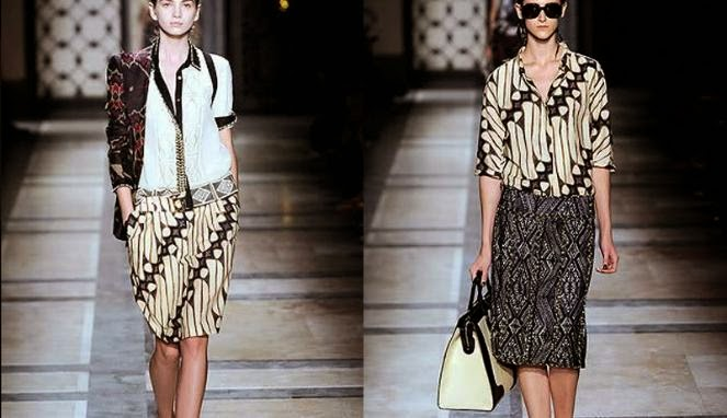 Batik Kini Pengaruhi Fashion Dunia, Tips Batik, Info Batik, Pola Batik, Desain Batik, Belanja Batik, Batik Semarang, Batik Jayakarta,