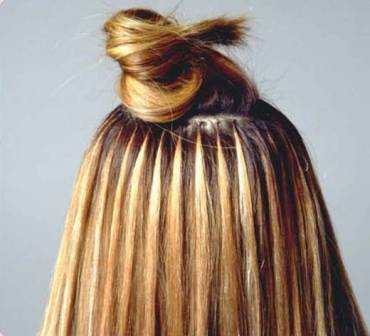 Mikro saç kaynak ve saç kaynak