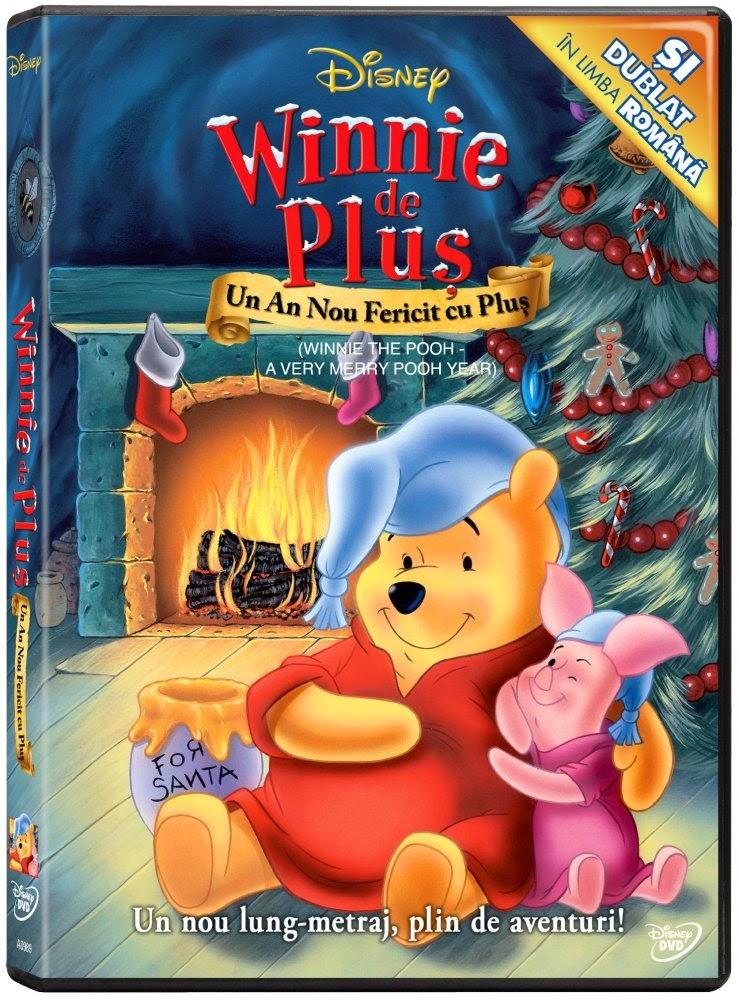 2002 Disney's Winnie the Pooh Christmas Treasury Hardcover 1st ED. BRAND NEW