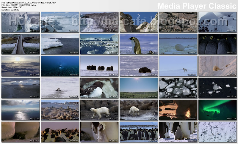 Planet Earth - Episode 06 - Ice Worlds