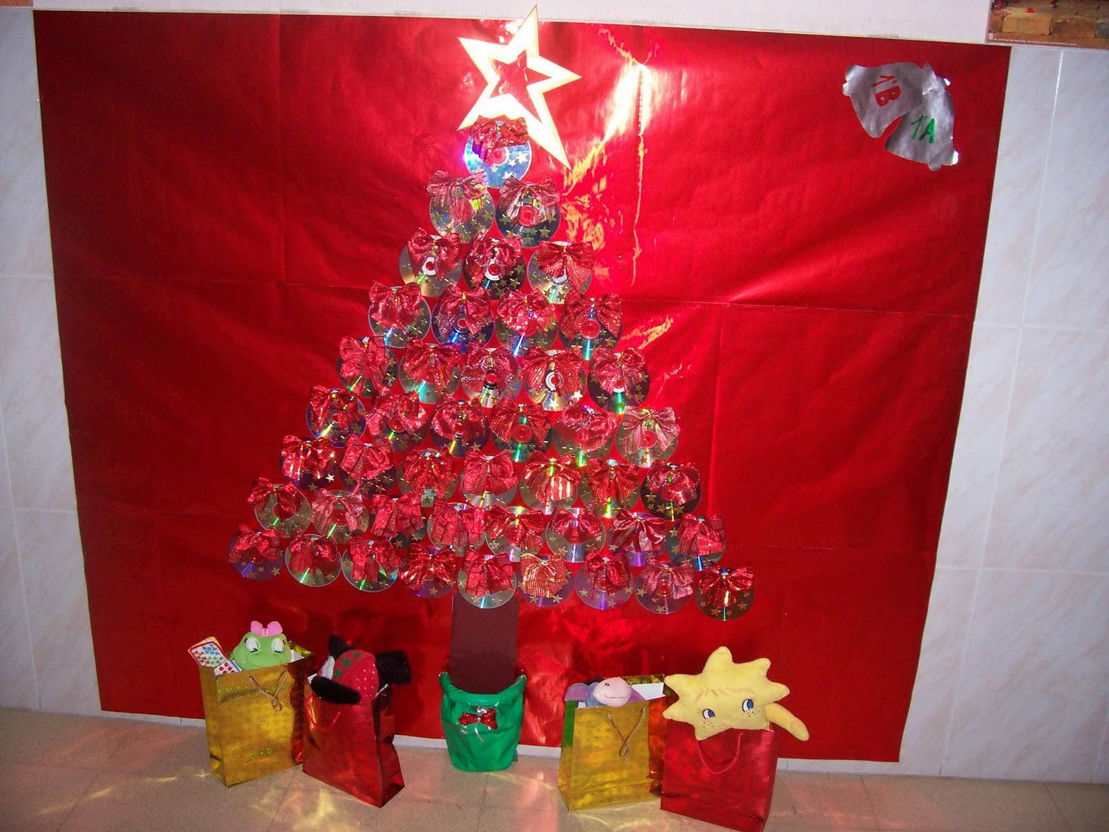 A m p a colegio san francisco coll albacete educaci n - Decoracion navidad infantil ...