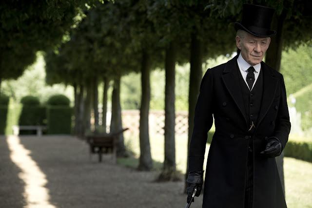 Sir Ian McKellan as Sherlock Holmes in Mr. Holmes