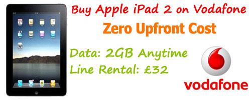 iPad 2 Contract Deals