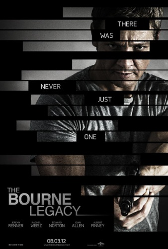 The Bourne Legacy 2012 Bioskop