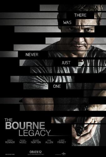 The Bourne Legacy 2012 Bioskop