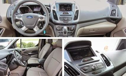 2014 Ford Transit Connect Interior