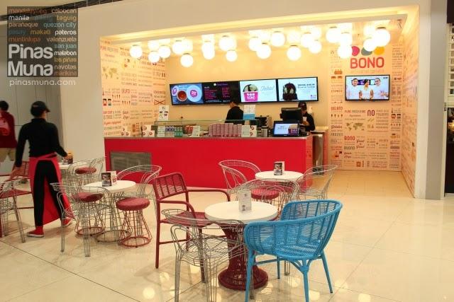 BONO Artisanal Gelato at Mega Fashion Hall