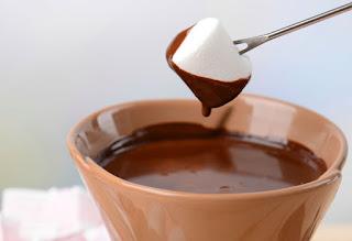 Bebida de Chocolate con Malvaviscos