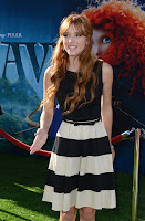 BELLA THORNE - HOLLYWOOD PREMIER OF DISNEY'S PIXAR'S BRAVE