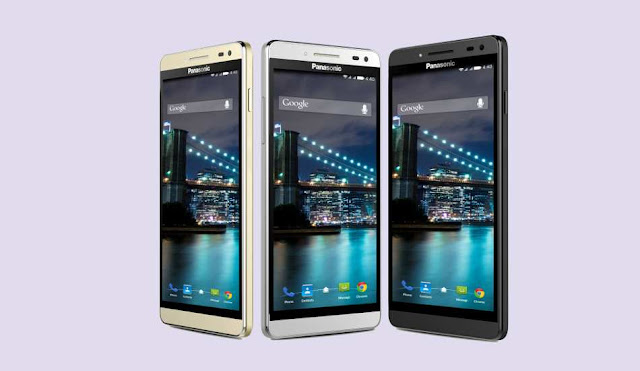 Panasonic Launches 3 4G Smartphones in India