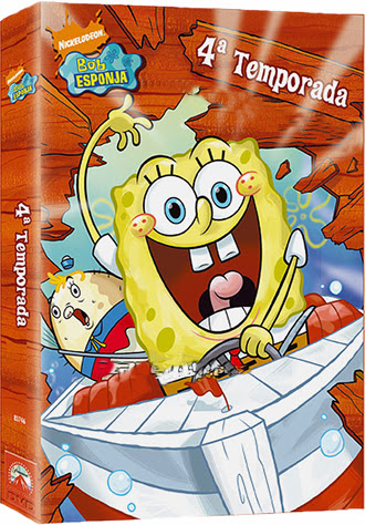 Bob Esponja Temporada 1 2 3 y 4 Completa Español Latino