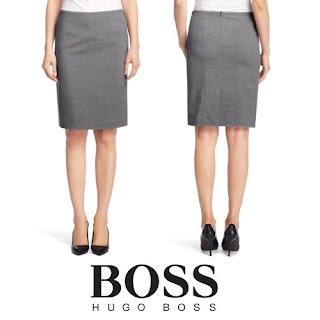 HUGO BOSS Pencil Skirt