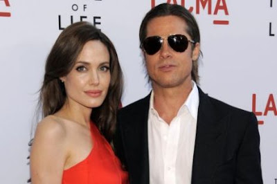 brad pitt marriage anelina jolie Brad Pitt considering marriage