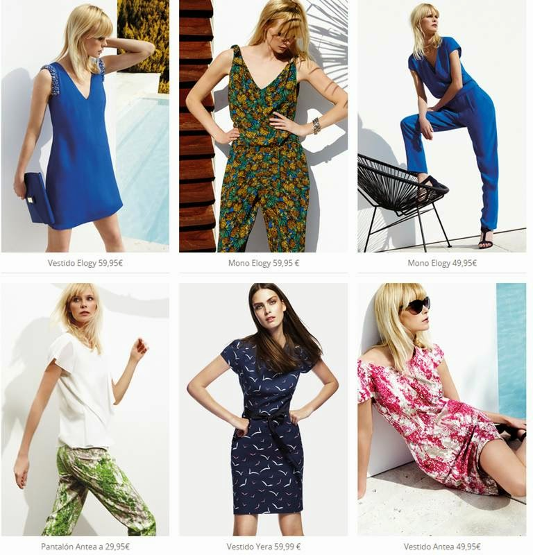 Looks de mujer primavera 2015 ECI