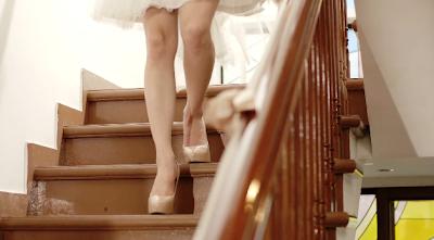 K.Will Please Don't Dasom wedding pretty legs