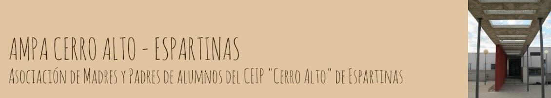 AMPA CERRO ALTO - ESPARTINAS