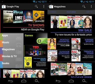 Google Play Store 3.9.16 Update